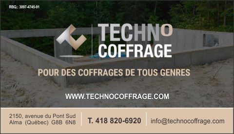 TECHNO COFFRAGE
