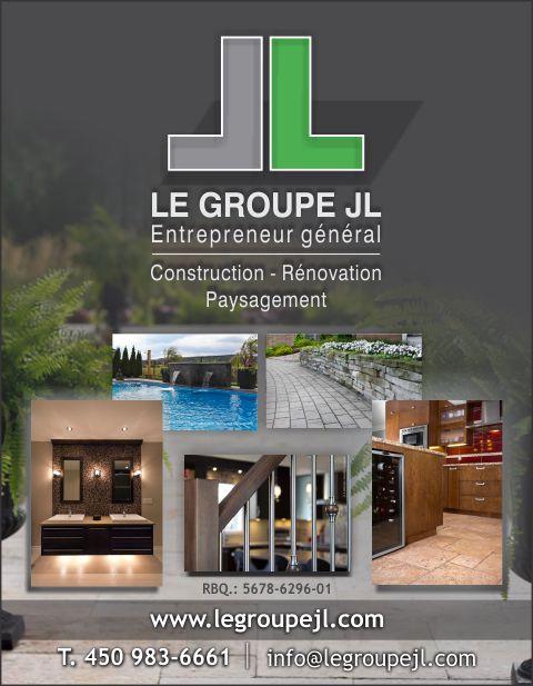 LE GROUPE JL - JL PAYSAGEMENT JL CONSTRUCTION RÉNOVATION