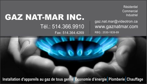 GAZ NAT-MAR INC