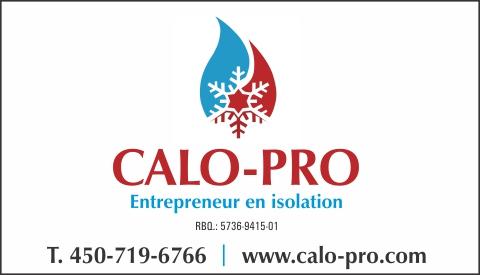 ISOLATION CALO-PRO INC